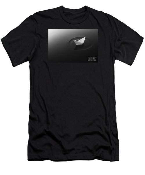 To Start The Odyssey Men's T-Shirt (Athletic Fit)