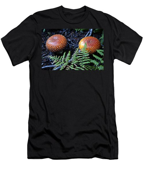 Toadstool Men's T-Shirt (Athletic Fit)