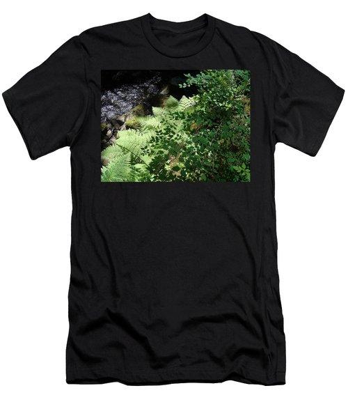 Tod Creek  Men's T-Shirt (Athletic Fit)