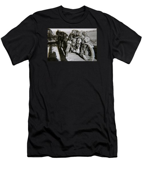 Todmude / Dead Tired Men's T-Shirt (Athletic Fit)