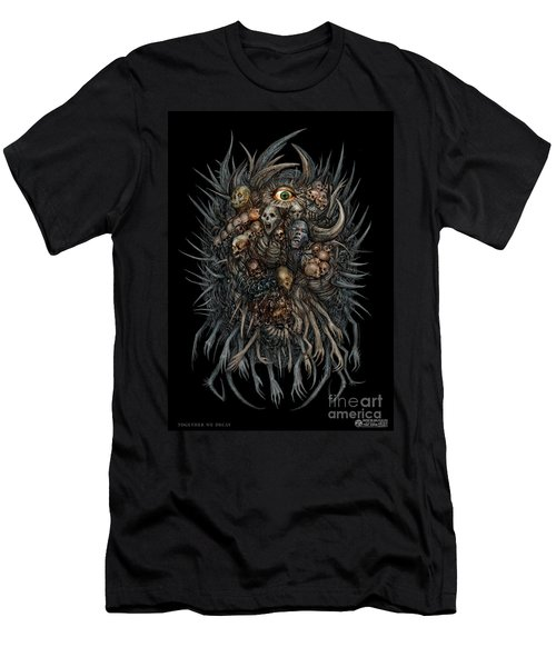 Together We Decay Men's T-Shirt (Athletic Fit)