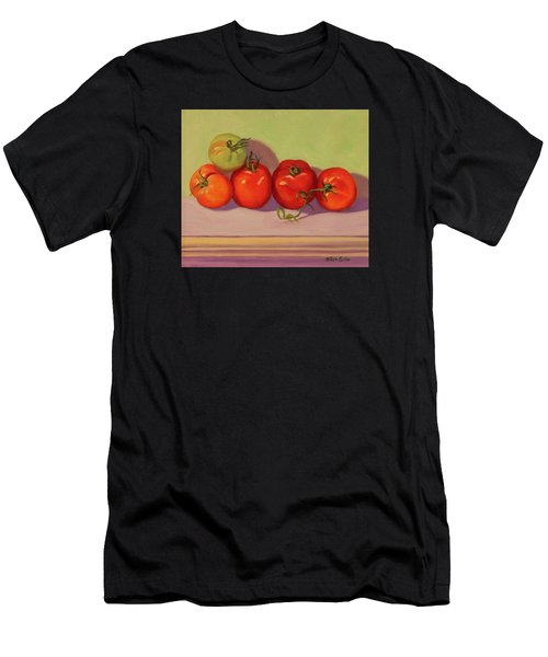 Tomatoes Men's T-Shirt (Athletic Fit)