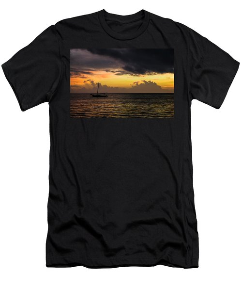Tomorrow Will Come Men's T-Shirt (Athletic Fit)
