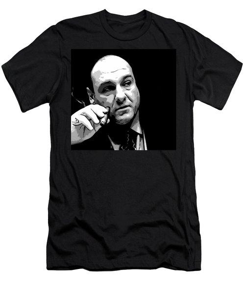 Tony Soprano Men's T-Shirt (Athletic Fit)