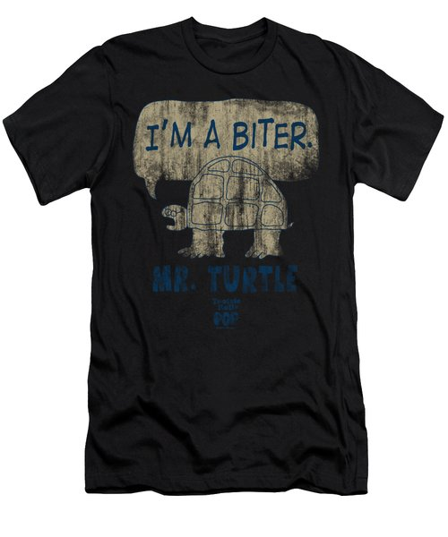 Tootsie Roll - I'm A Biter Men's T-Shirt (Athletic Fit)