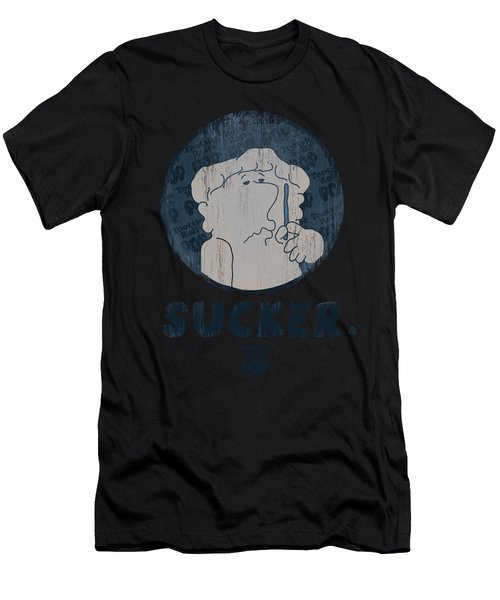 Tootsie Roll - Sucker Men's T-Shirt (Athletic Fit)