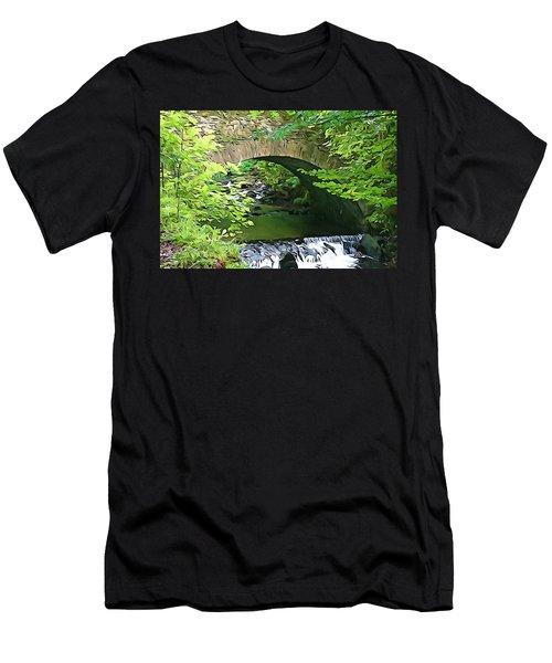 Torc Bridge Men's T-Shirt (Athletic Fit)