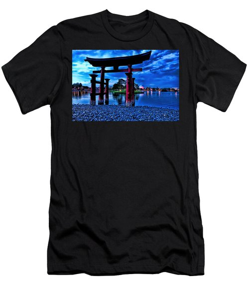Torii Gate 2 Men's T-Shirt (Athletic Fit)