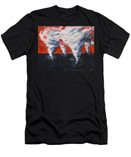 Apocalyptic Dream Men's T-Shirt (Athletic Fit)
