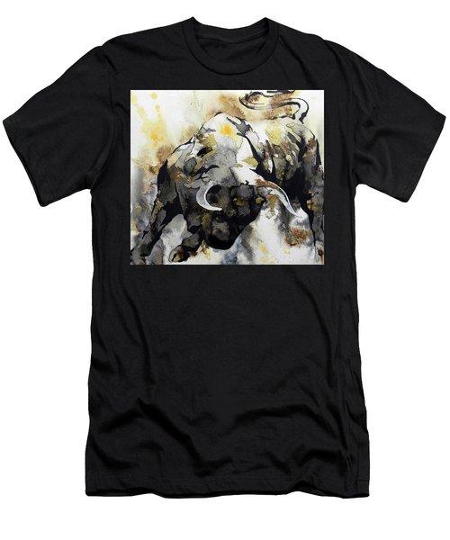 T  . O  .  R  .  O  .   A B S T R A C T Men's T-Shirt (Athletic Fit)