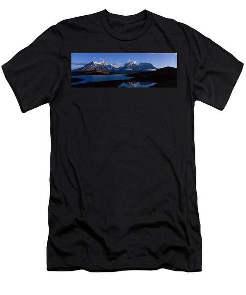 Torres Del Paine, Patagonia, Chile Men's T-Shirt (Athletic Fit)
