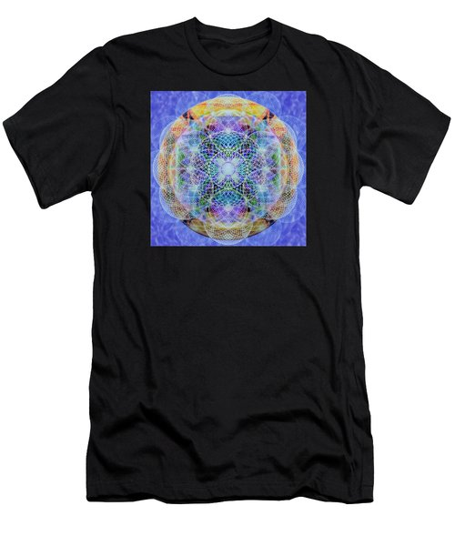 Torusphere Synthesis Interdimensioning Soulin Iv Men's T-Shirt (Athletic Fit)