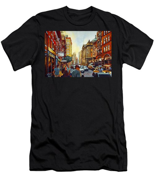 Tourist Season Men's T-Shirt (Athletic Fit)