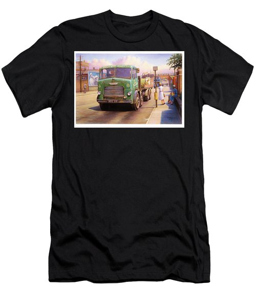 Tower Hill Transport. Men's T-Shirt (Athletic Fit)