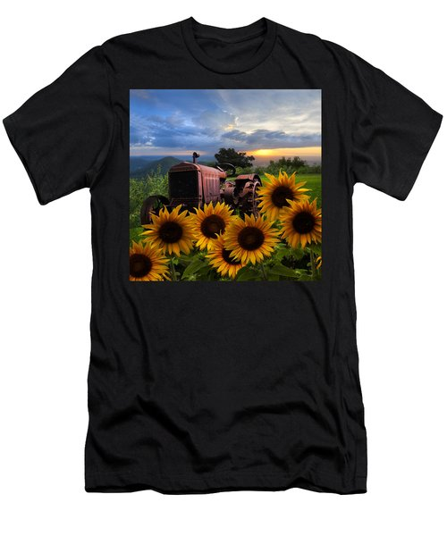 Tractor Heaven Men's T-Shirt (Athletic Fit)