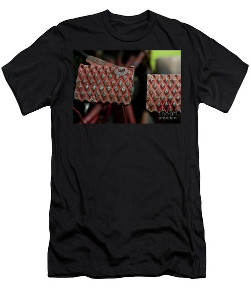 Tractor Pedals Men's T-Shirt (Athletic Fit)