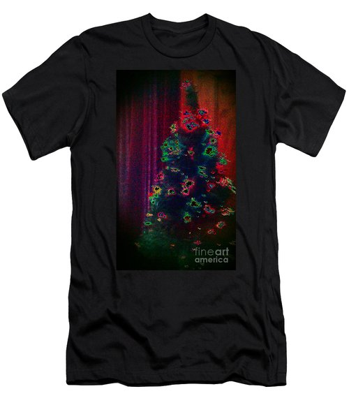 Traditional Christmas Men's T-Shirt (Athletic Fit)