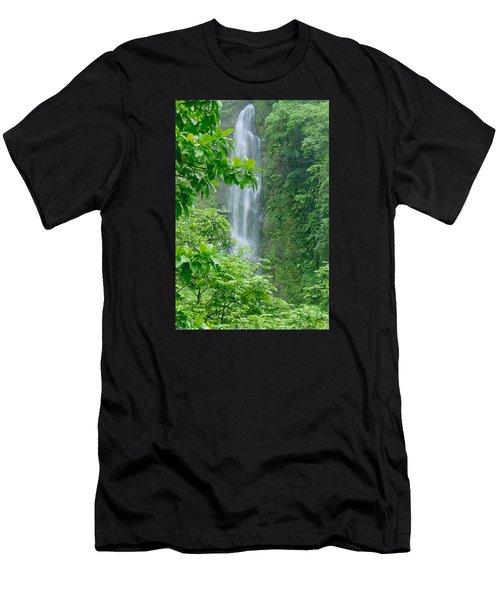Trafalger Falls Men's T-Shirt (Athletic Fit)