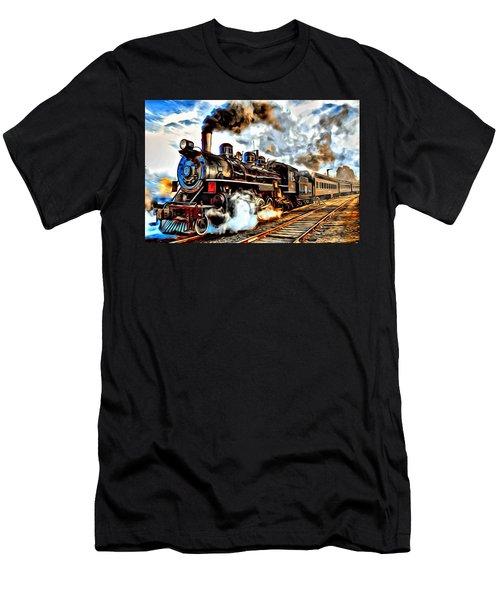 Train Series 02 Men's T-Shirt (Athletic Fit)