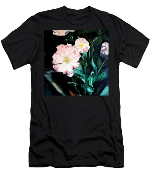 Tranquility In The Garden Men's T-Shirt (Athletic Fit)