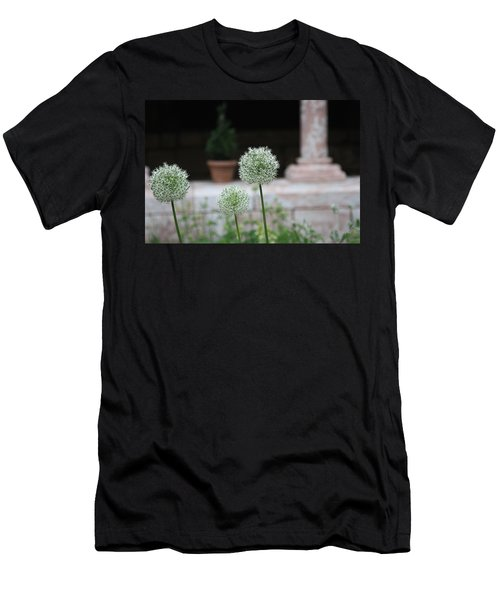 Tranquility Men's T-Shirt (Slim Fit) by Yvonne Wright