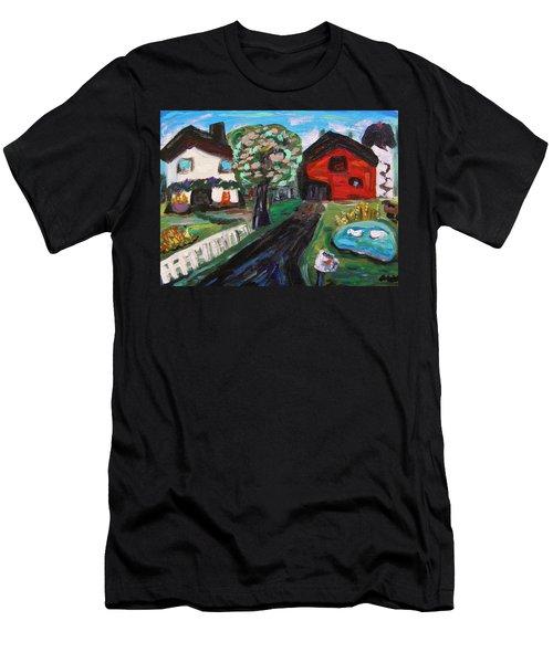Transformation Men's T-Shirt (Athletic Fit)
