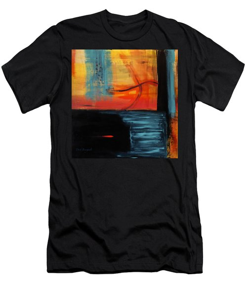 Transitions Men's T-Shirt (Slim Fit) by Dick Bourgault