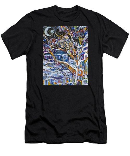 Transitions Men's T-Shirt (Athletic Fit)