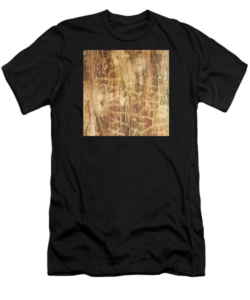 Tree Bark Men's T-Shirt (Athletic Fit)