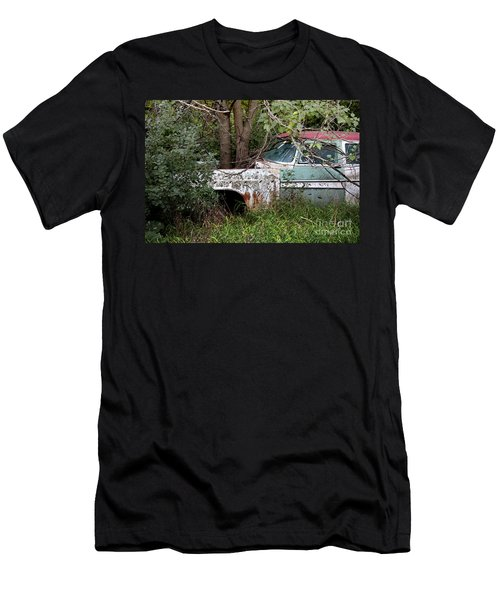 Tree-powered Desoto Men's T-Shirt (Athletic Fit)