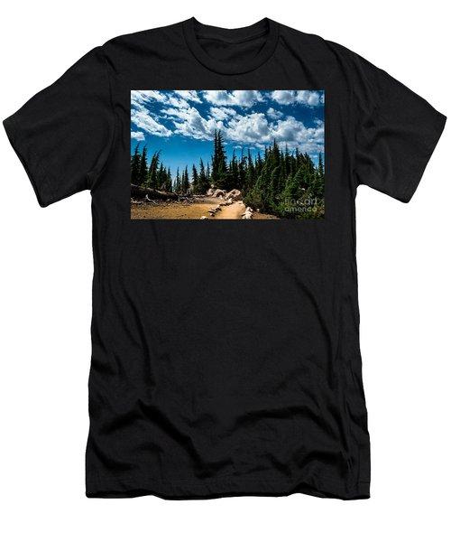 Treeline Men's T-Shirt (Athletic Fit)