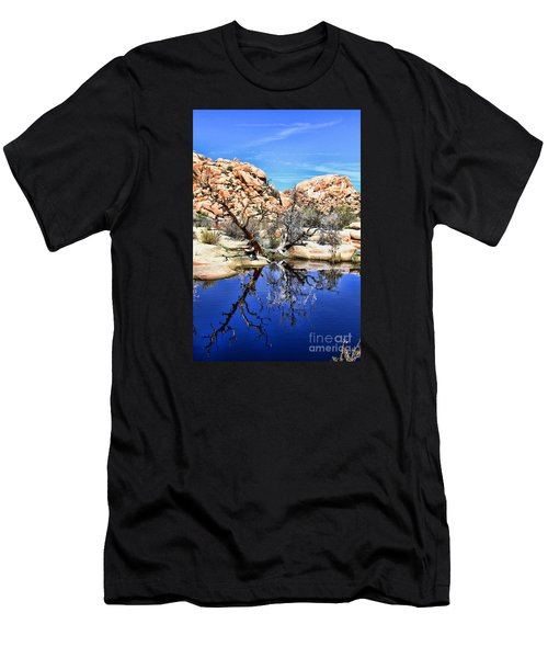 Trees In The Barker Dam Men's T-Shirt (Athletic Fit)