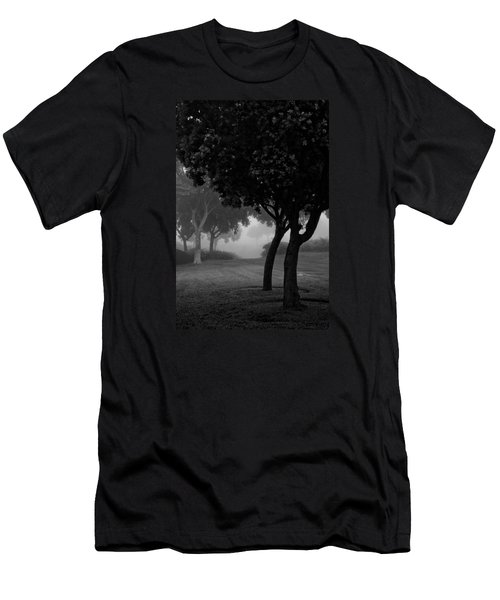 Trees In The Midst 1 Men's T-Shirt (Athletic Fit)