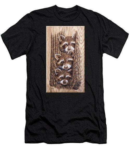 Tres Amegos Men's T-Shirt (Athletic Fit)