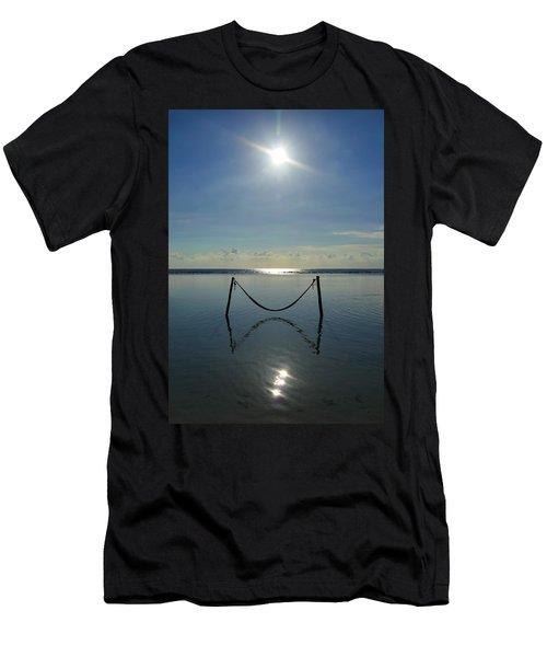 Tres Luces Men's T-Shirt (Athletic Fit)
