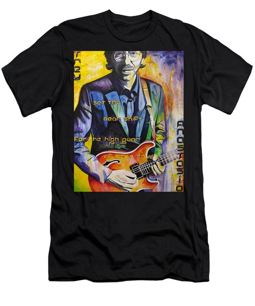 Trey Anastasio And Antelope Lryics Men's T-Shirt (Athletic Fit)
