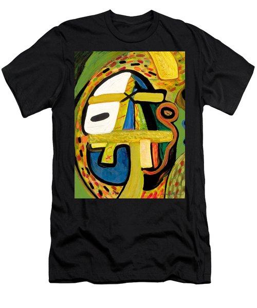 Tribal Mood Men's T-Shirt (Athletic Fit)