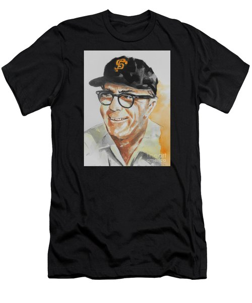 Tribute To Edward Logan My Grandfather  Men's T-Shirt (Athletic Fit)