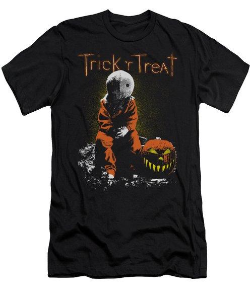 Trick R Treat - Sitting Sam Men's T-Shirt (Athletic Fit)