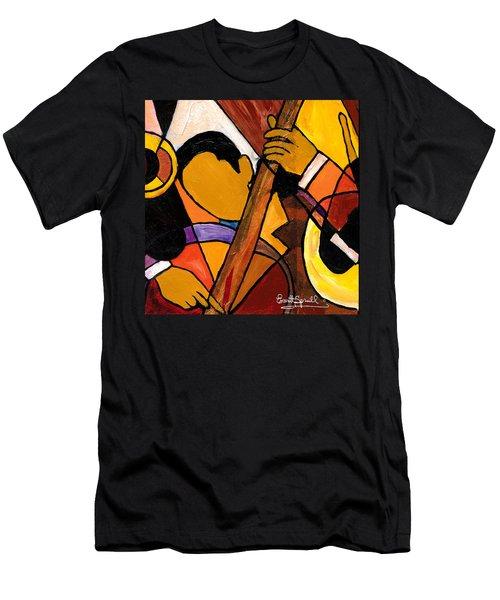 Trip Trio 2 Of 3 Men's T-Shirt (Athletic Fit)