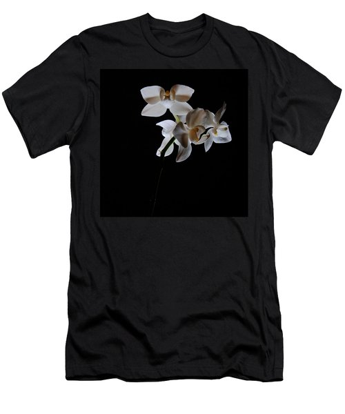 Men's T-Shirt (Slim Fit) featuring the photograph Triplets II Color by Ron White