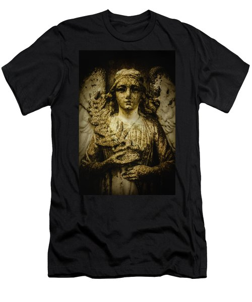 Men's T-Shirt (Slim Fit) featuring the photograph Triumph by Jessica Brawley