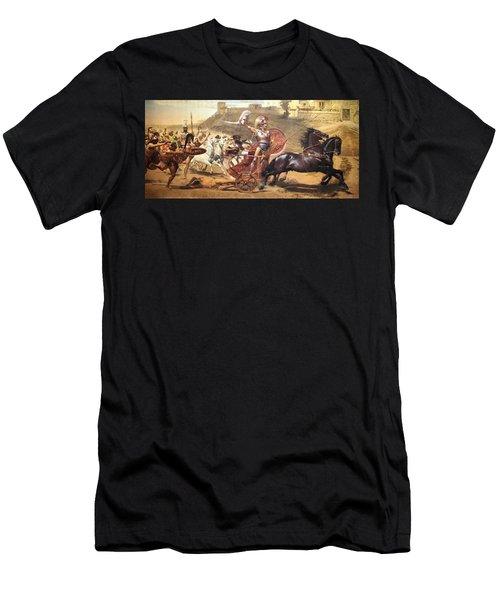 Triumphant Achilles Men's T-Shirt (Athletic Fit)