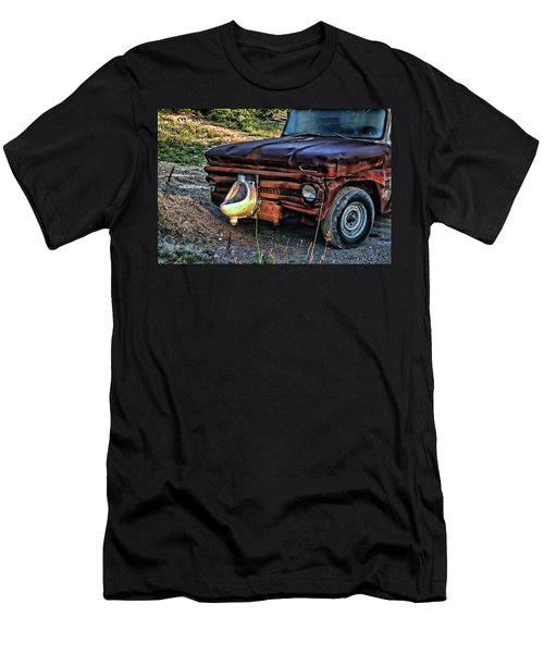 Truck With Benefits Men's T-Shirt (Athletic Fit)