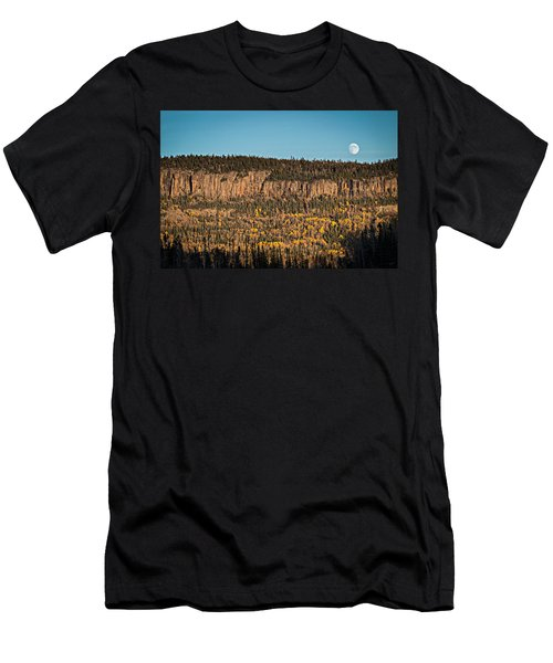 Men's T-Shirt (Athletic Fit) featuring the photograph True Grit by Doug Gibbons