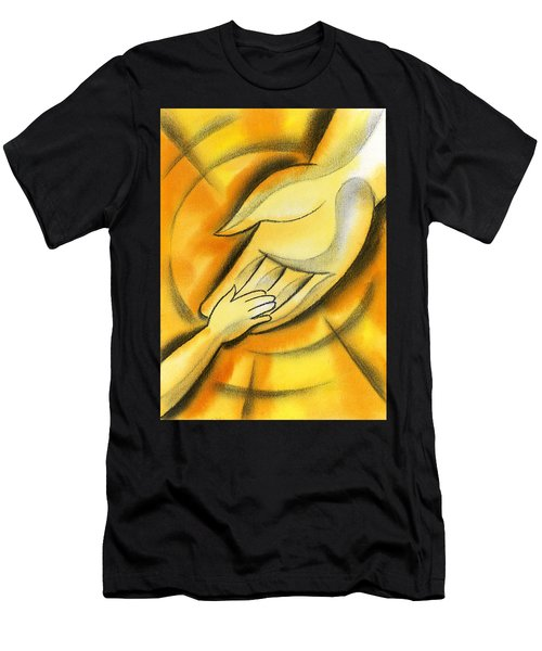 Trust Men's T-Shirt (Athletic Fit)