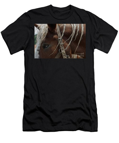 Trusted Friend 2 Men's T-Shirt (Slim Fit) by Yvonne Wright