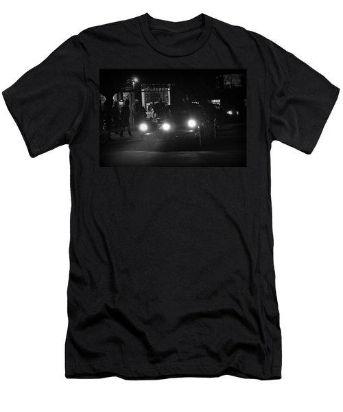 Tucker Noir Men's T-Shirt (Athletic Fit)