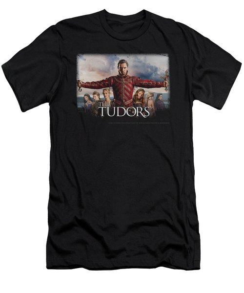 Tudors - The Final Seduction Men's T-Shirt (Athletic Fit)