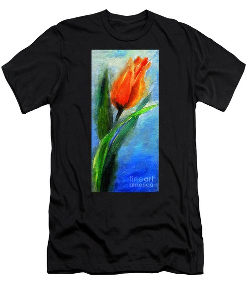 Tulip - Flower For You Men's T-Shirt (Athletic Fit)